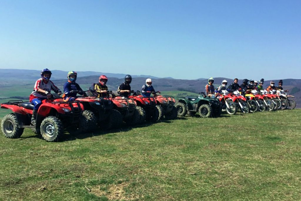 Quad Bike Holidays - Hero
